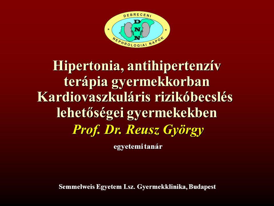 hipertónia tünetei gyermekeknél