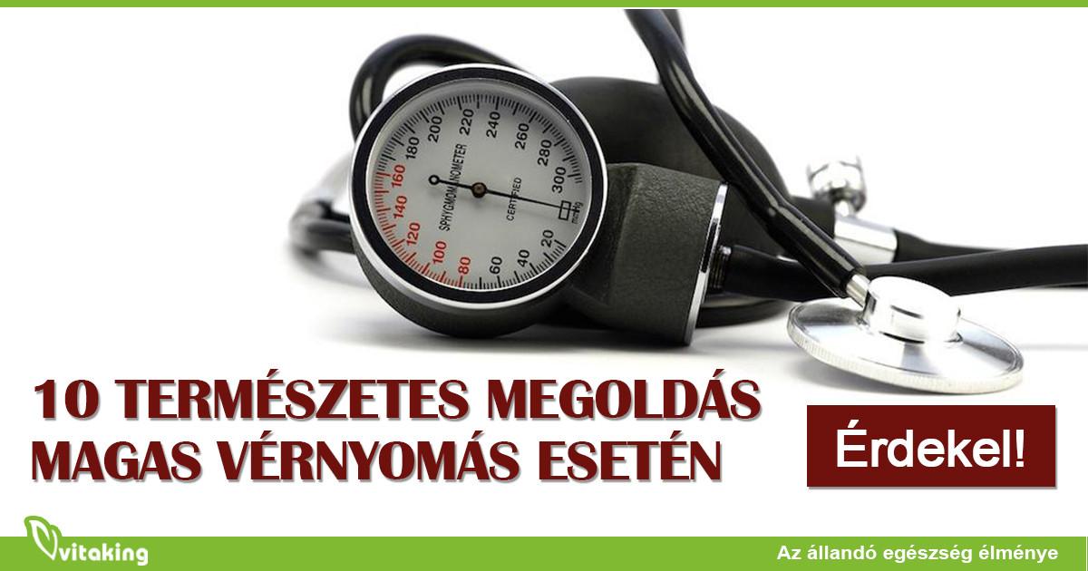 Vérnyomáscsökkentő módszerek - Amit Ön is megtehet