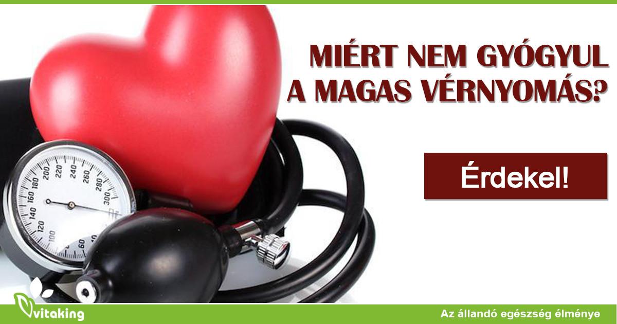 ultrakain és magas vérnyomás)