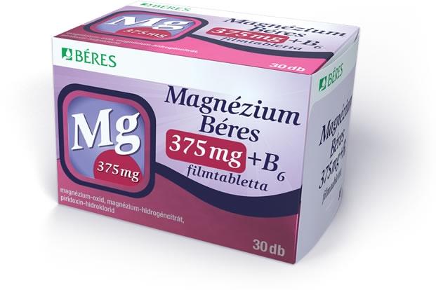 magnézium és b6 magas vérnyomás esetén)