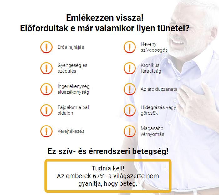 segít megbirkózni a magas vérnyomás)