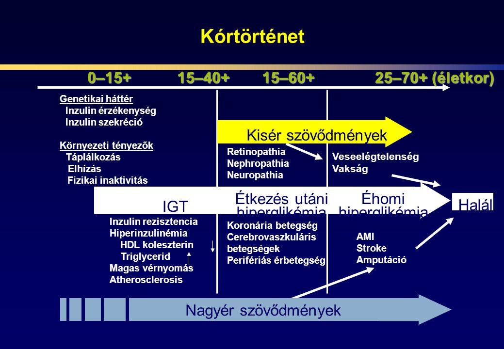 kórtörténet hipertónia cukorbetegség)