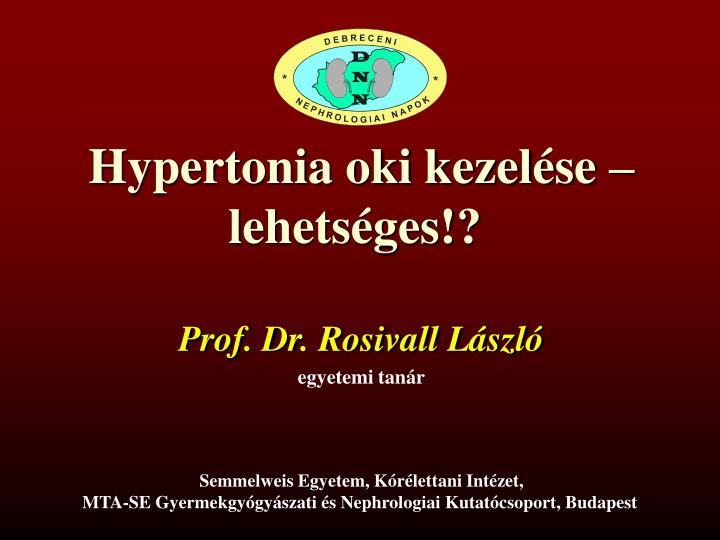 nephrologist magas vérnyomás kezelés)