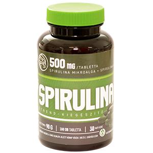 A spirulina vérnyomást is csökkent | Gyógyszer Nélkül