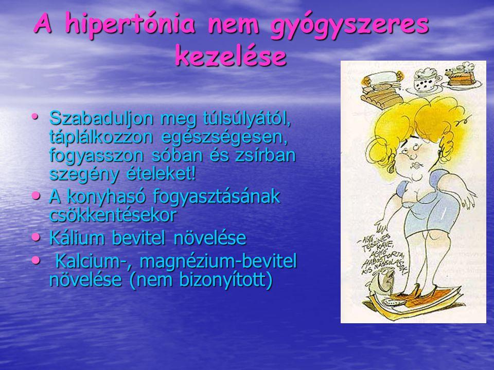 magas vérnyomás népi gyógymódok megelőzése és kezelése