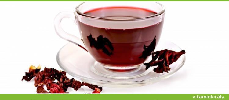 vese teák magas vérnyomás ellen