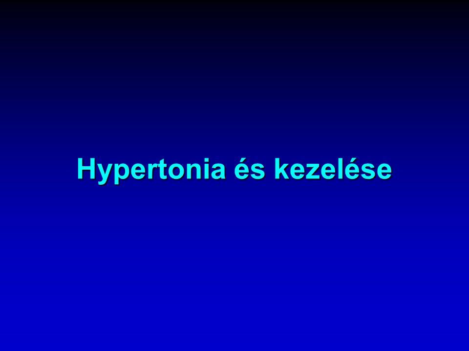 hipertónia infúziós terápiája)