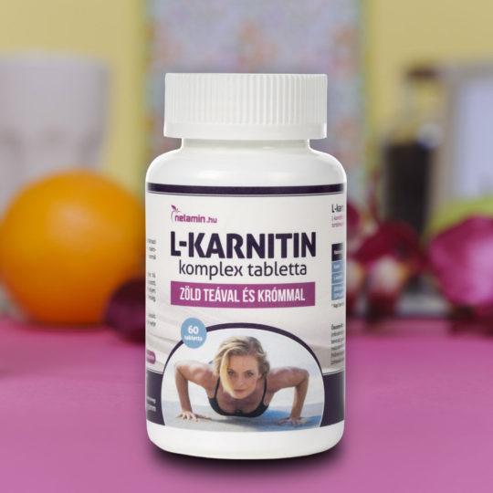 karnitin magas vérnyomás esetén)