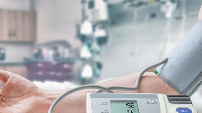 magas vérnyomást tartó lélegzet
