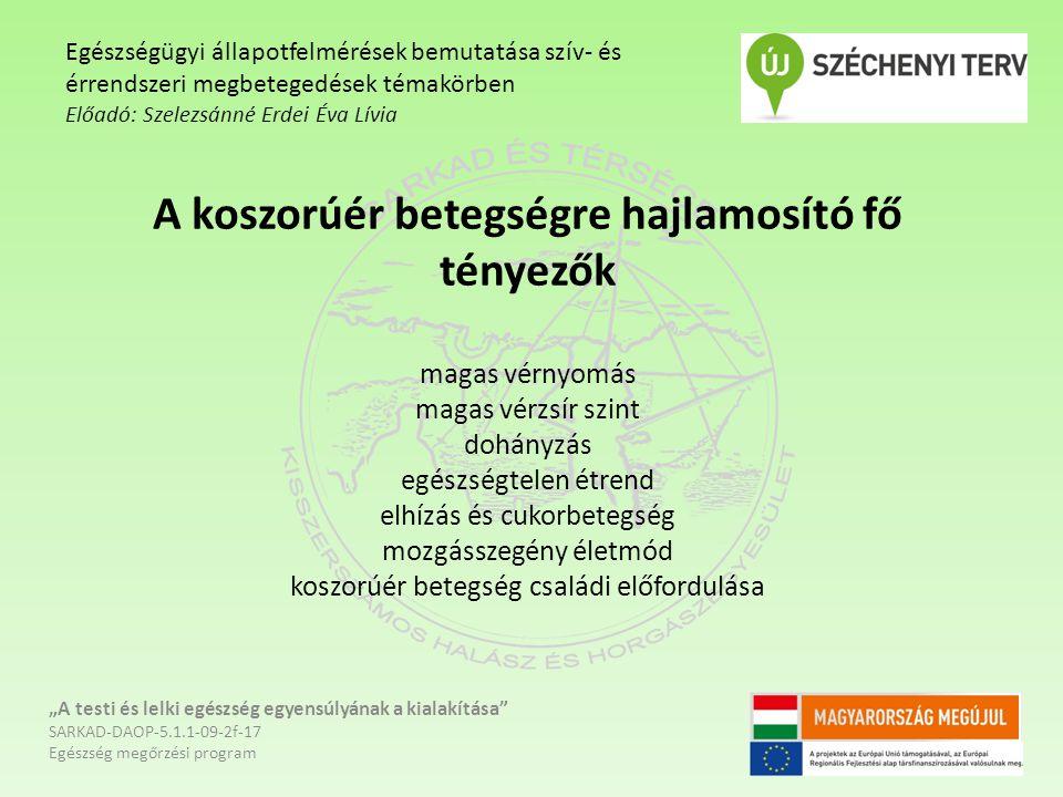 magas vérnyomás koszorúér-betegség diéta)