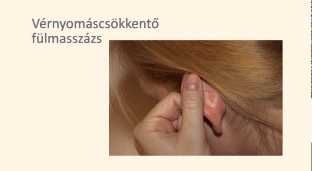 masszázspontok magas vérnyomás esetén)