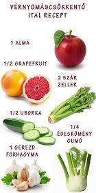 a magas vérnyomású gyümölcslevek receptjeinek kezelése)