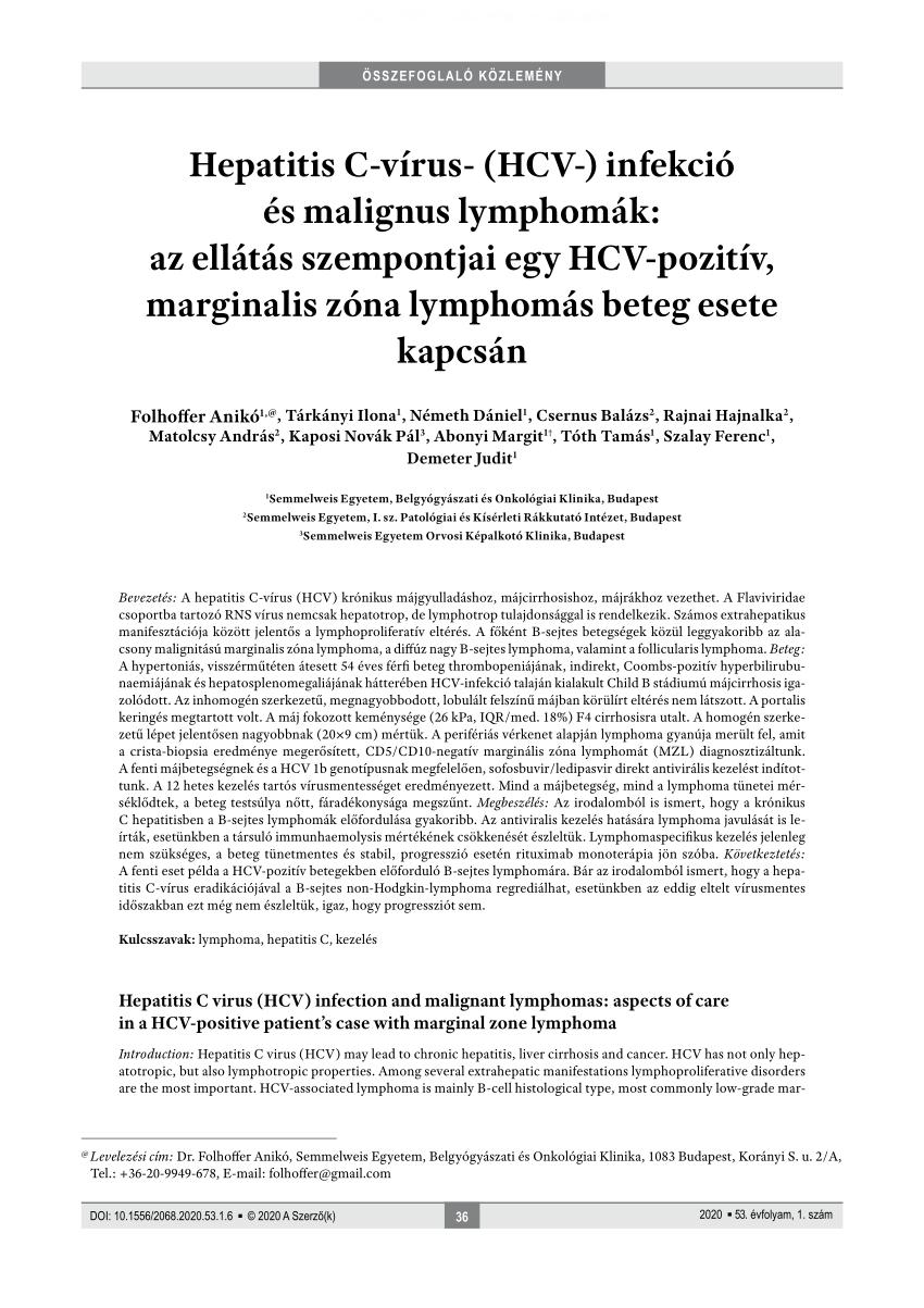 rezcsoinfo.hu | Betegségek