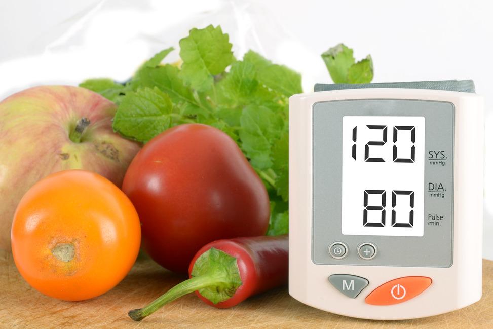 magas vérnyomás milyen ételek