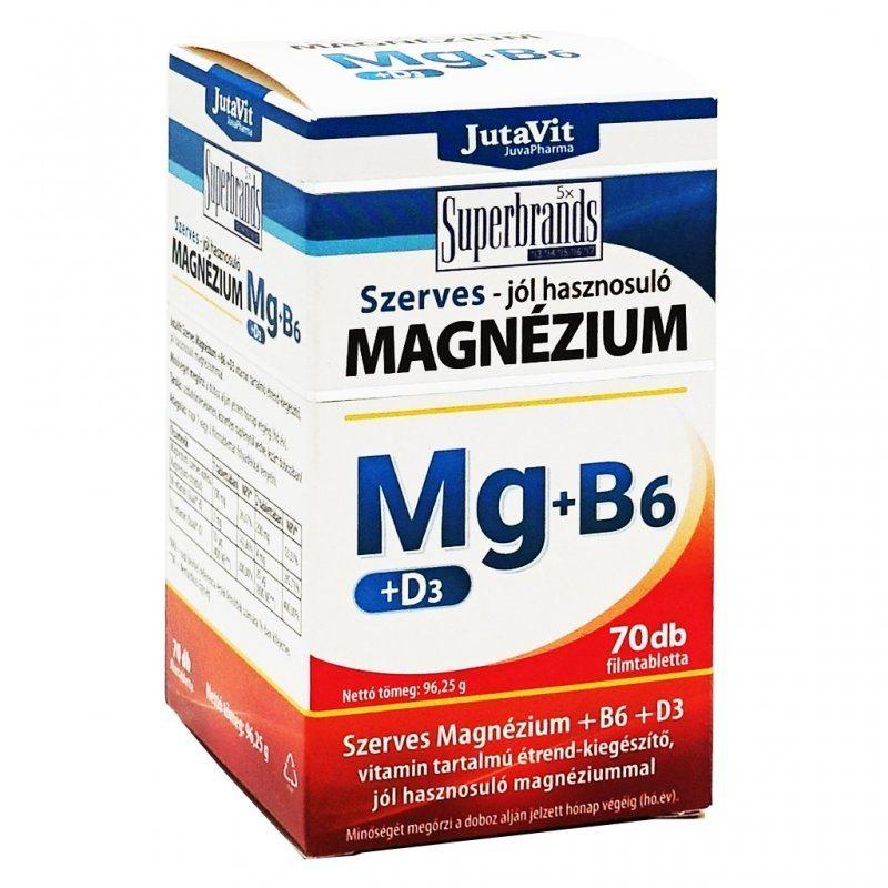 magas vérnyomás kezelése magnéziummal b6)
