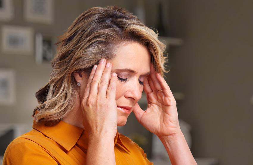 magas vérnyomás okozta nyomás a fejben