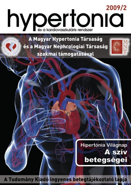 kardiológiai hipertóniáról szóló könyvek)