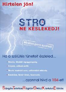 a magas vérnyomás stroke-hoz vezet)