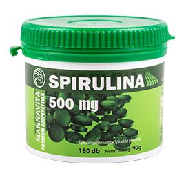 spirulina magas vérnyomás esetén)