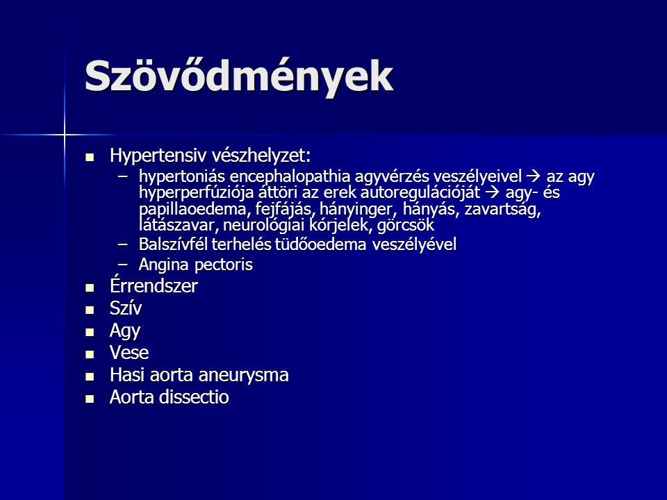 hipertóniás krízis szövődménye máj hipertónia