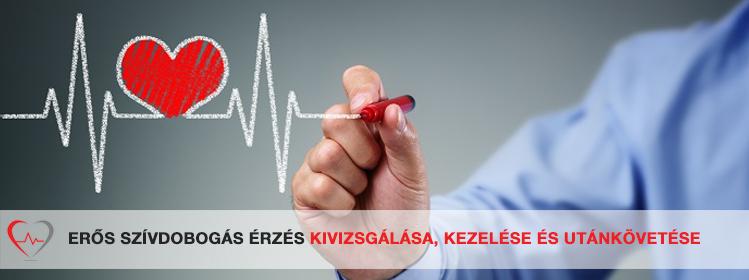 szívdobogás és magas vérnyomás)