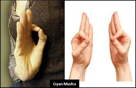 Mudra - a kezünkben rejlő ősi energia.