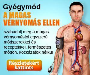 magas vérnyomás esetén érintkezik)