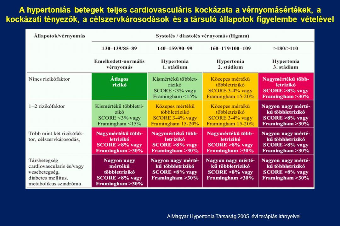 magas vérnyomás 2 stádium 4 kockázat