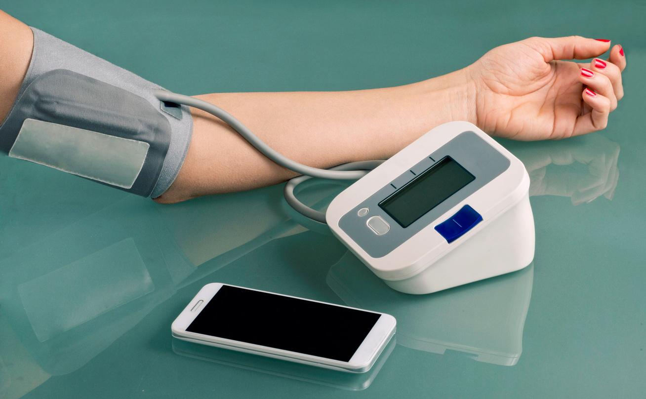 EKG a 3 fokozatú magas vérnyomás esetén)