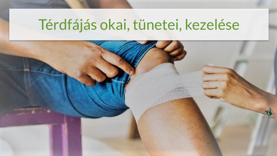 magas vérnyomás és térdfájdalom)