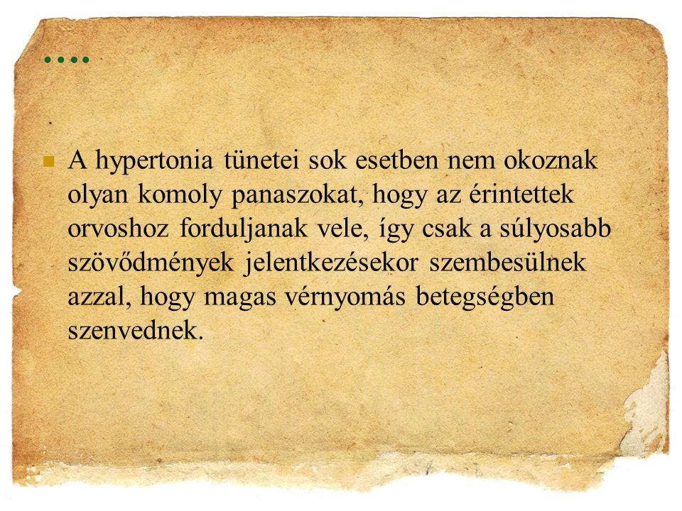 hypertonia tünetei