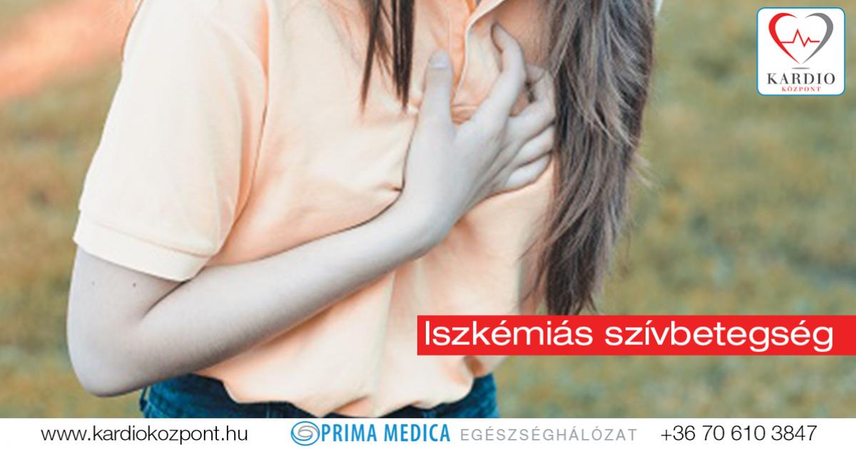 Megértése ischaemiás szívbetegség