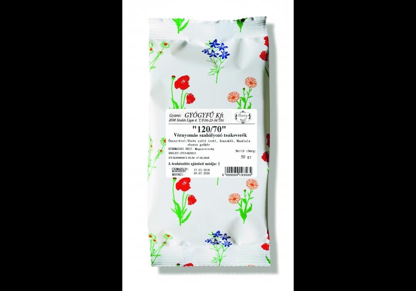 tea összetétele a magas vérnyomás ellen)