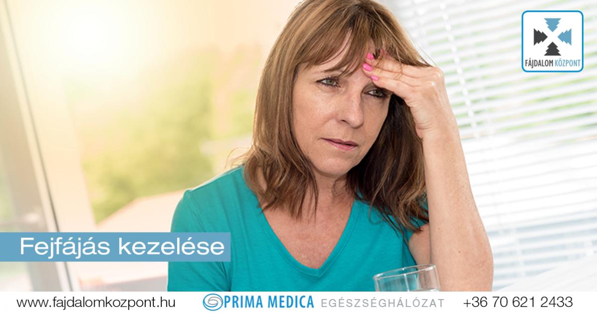 Fejfájás, migrén | TermészetGyógyász Magazin