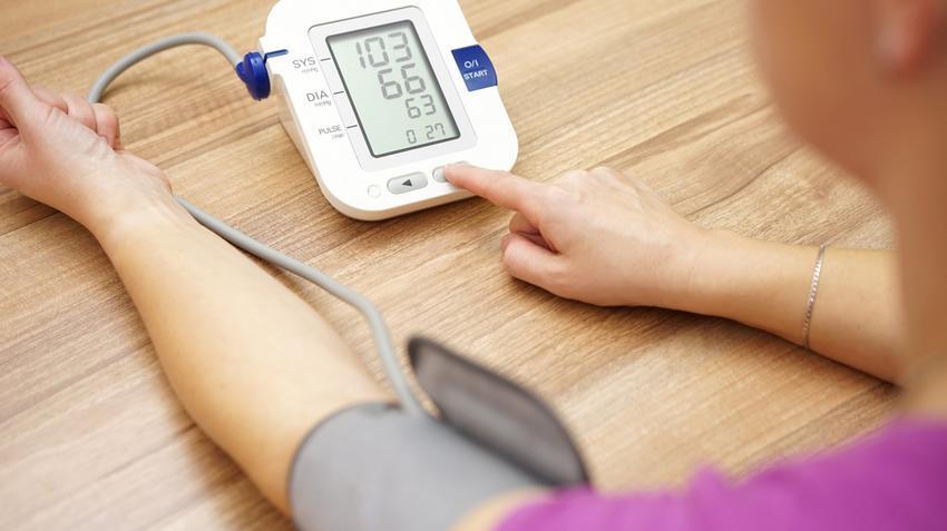 magas vérnyomás-folyamat