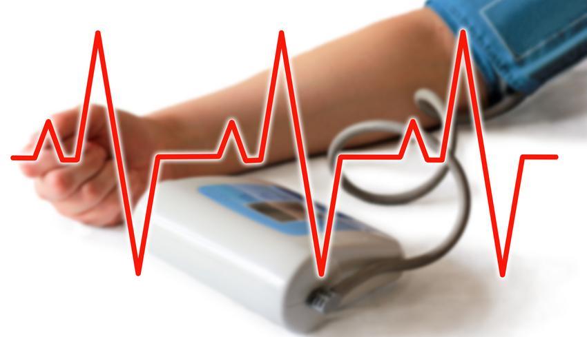 a magas vérnyomás értékeken van