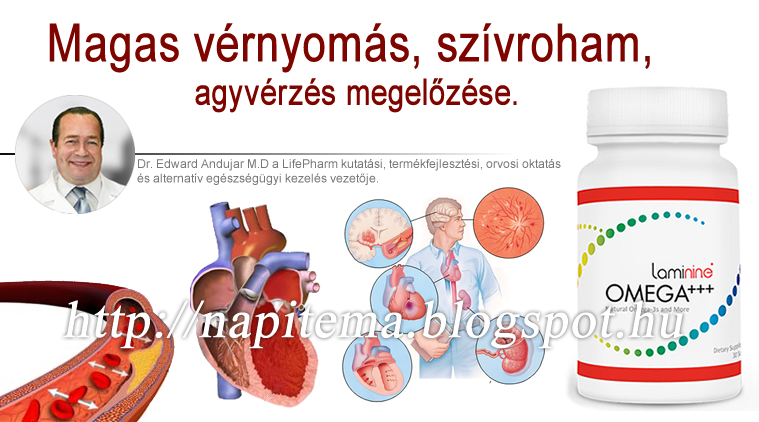magas vérnyomás omega kezelés
