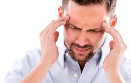 a fej egyik részének fájdalma magas vérnyomásban
