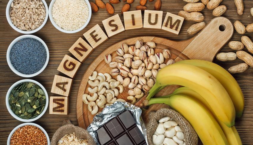 magas vérnyomás és magnézium