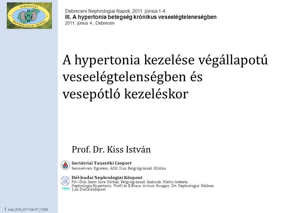 hipertónia patofiziológiai előadás