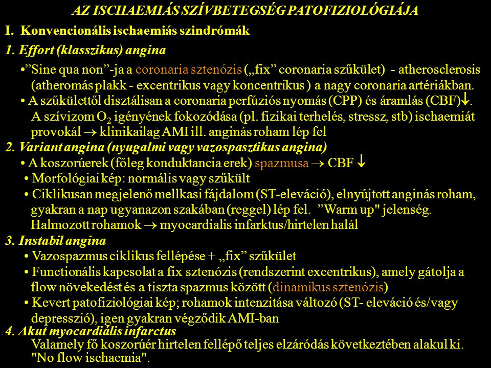 magas vérnyomás ischaemiás szívbetegséggel)