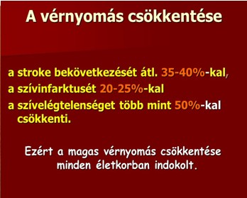 magas vérnyomás férfiaknál 40 után