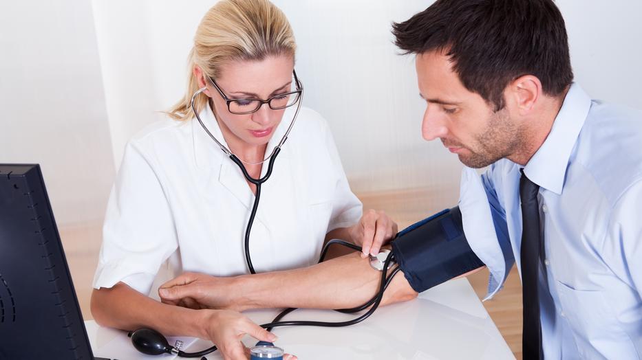 Az ASD a magas vérnyomást kezeli