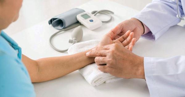 a pulzus csökkenése magas vérnyomás esetén