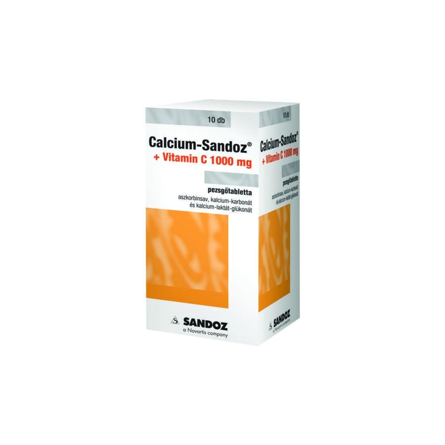 kalcium-glükonát magas vérnyomás esetén)