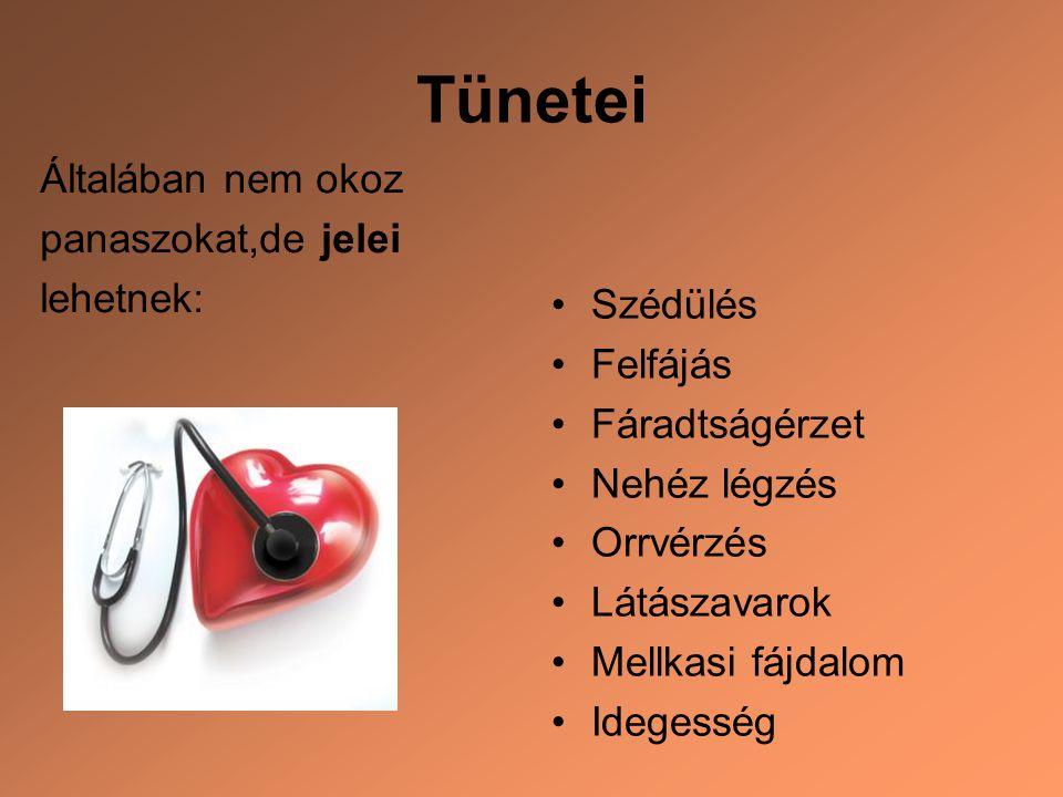 a magas vérnyomás magas vérnyomás jelei)