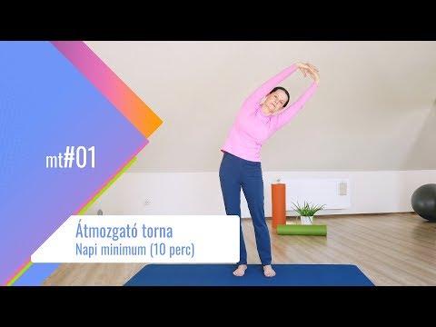 nyak torna zene magas vérnyomás kezelés nélkül)