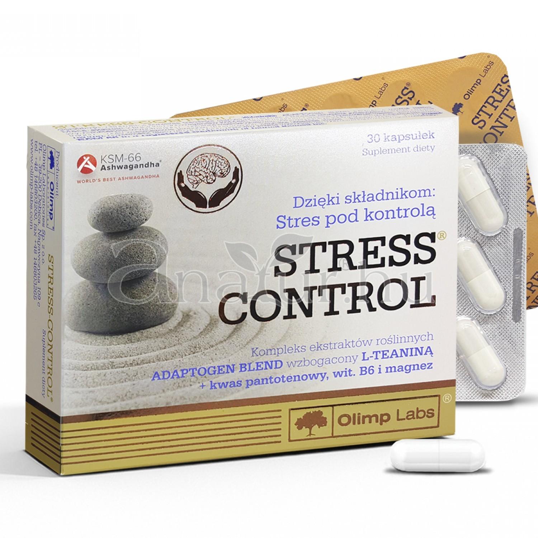 idegek magas vérnyomás és stressz
