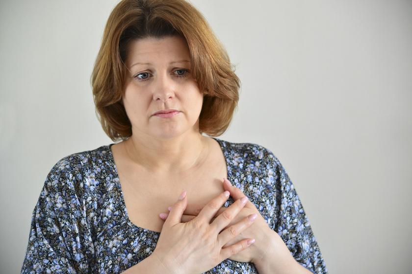 zihálás és magas vérnyomás