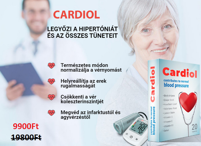a magas vérnyomás használati utasításaiból)